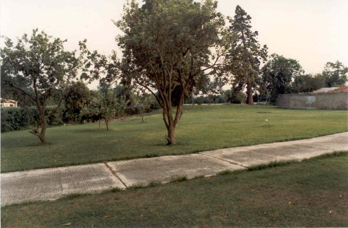 The Site Of Borley Rectory In 1984